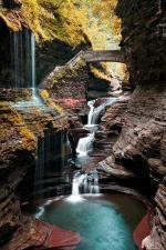 Watkin Glens State Park svg