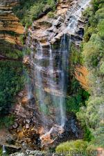 Wentworth Falls coloring