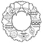 Wreath coloring