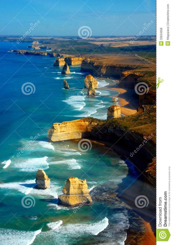 Great Ocean Road clipart