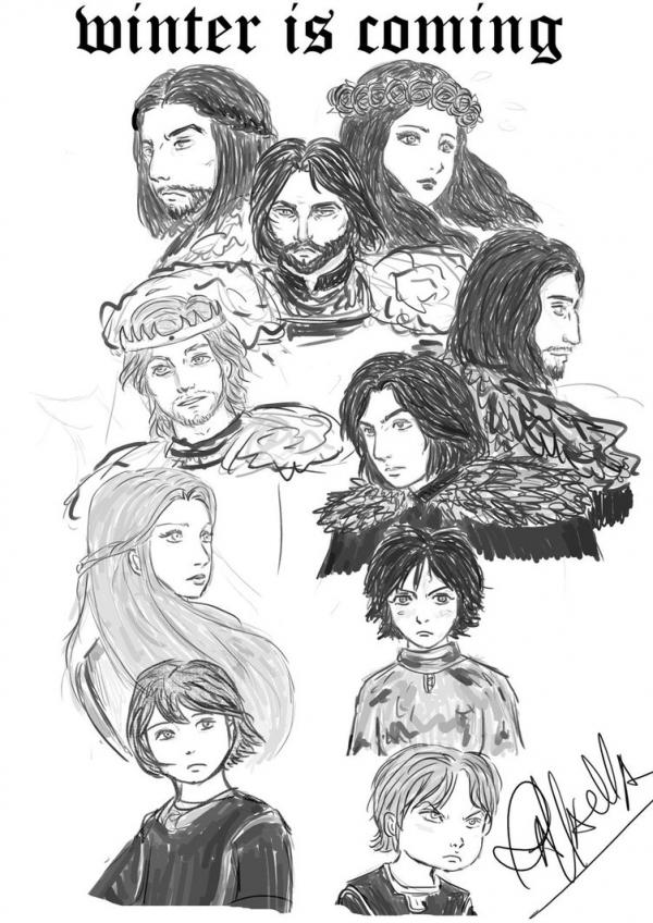 A Song Of Ice And Fire clipart