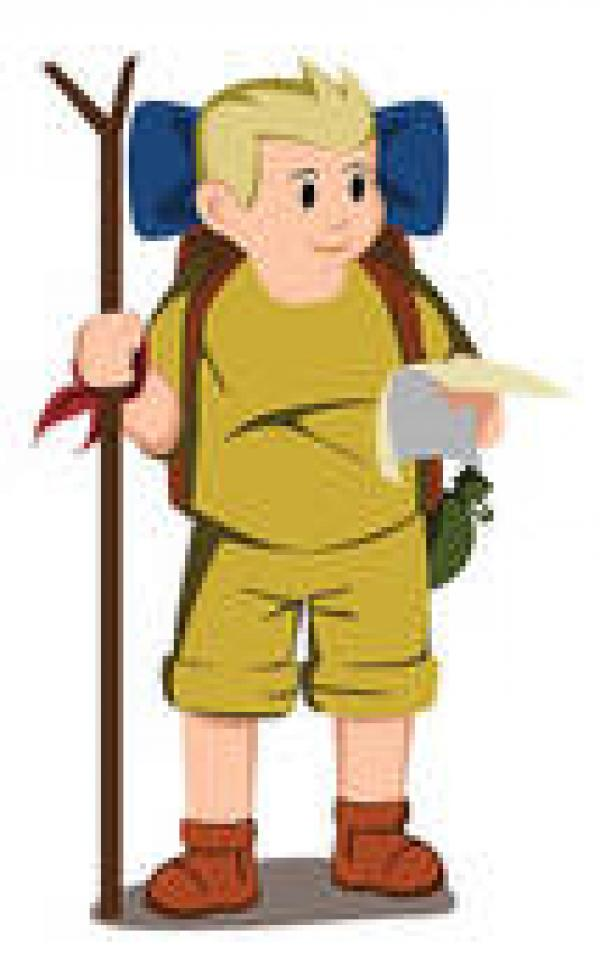 Adventurer clipart