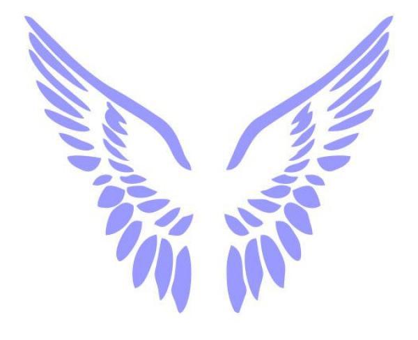 Angel Warrior svg