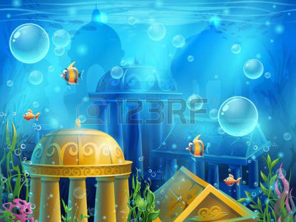 Atlantis clipart