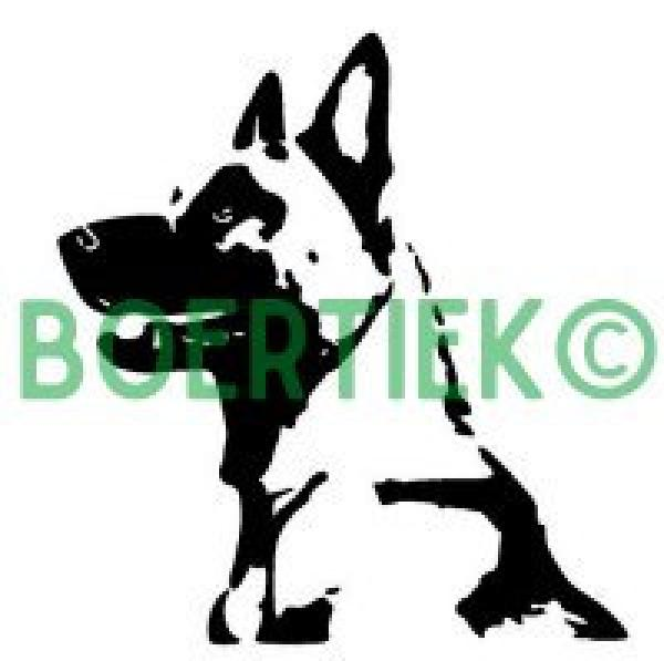 preview Belgian Malinois svg