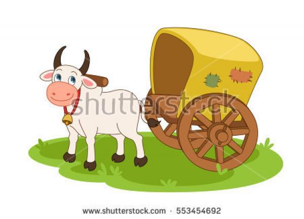 Bullock clipart