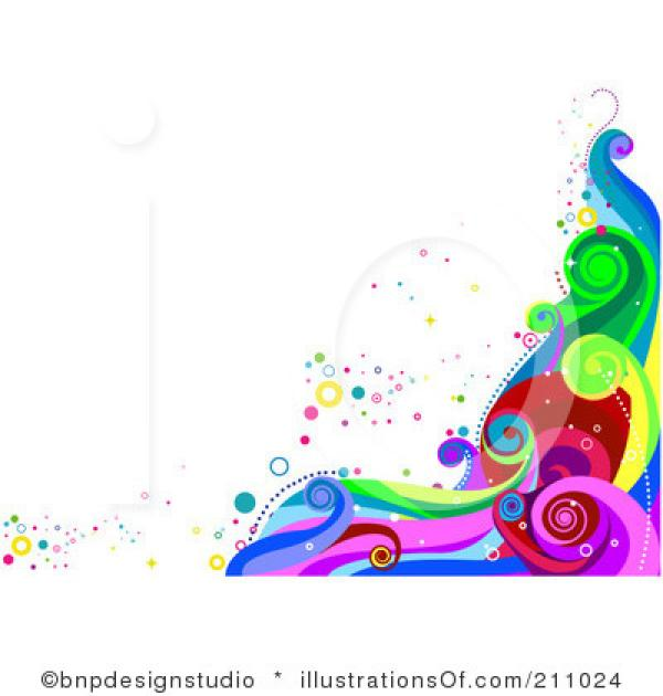 Colouful clipart