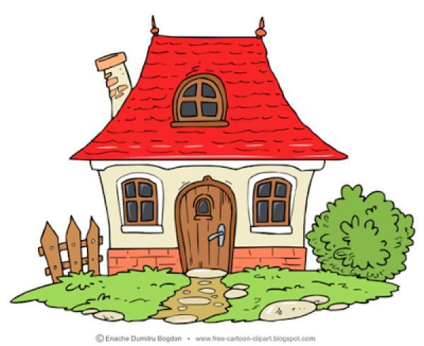Cottage clipart
