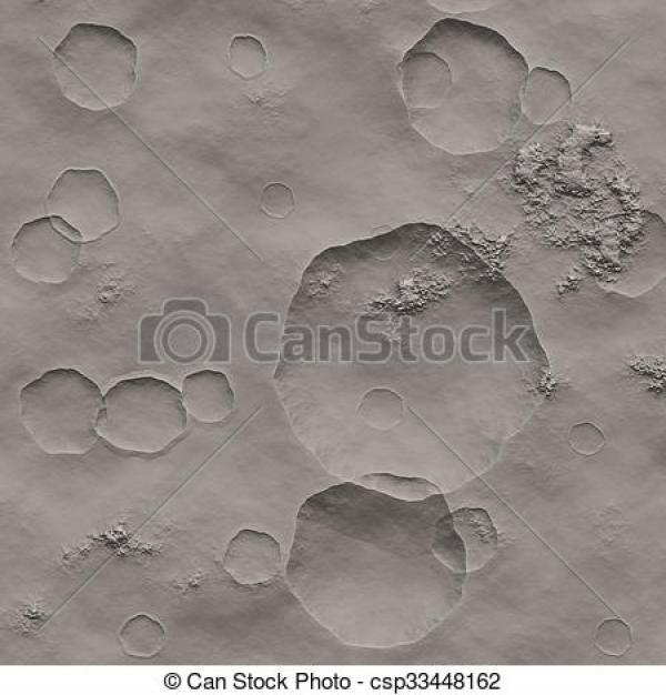 Crater clipart