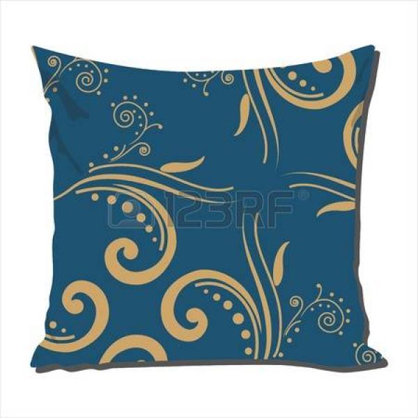 Cushion clipart