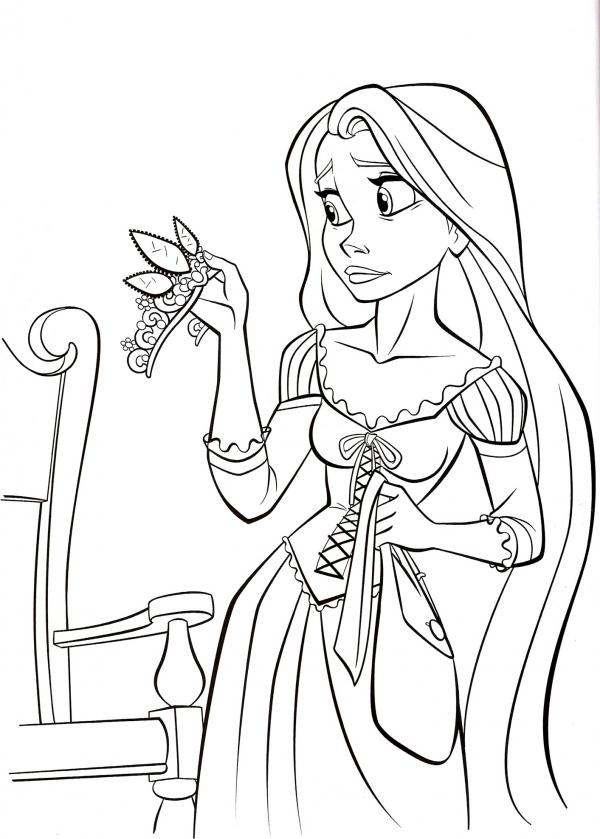 preview Tangled coloring