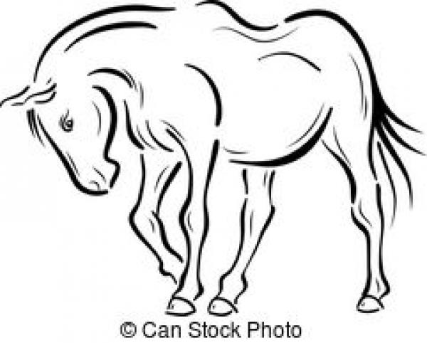 Draught Horse clipart