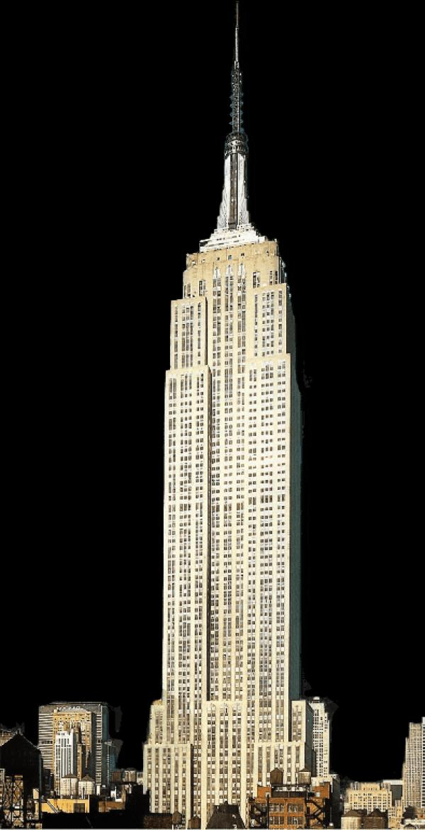 Empire State Building clipart