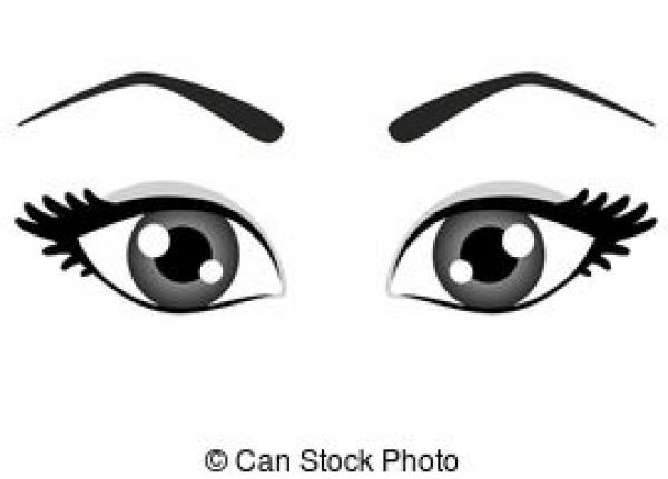 preview White Eyes clipart