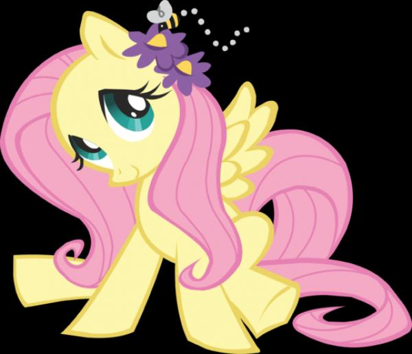 Fluttershy (My Little Pony) clipart