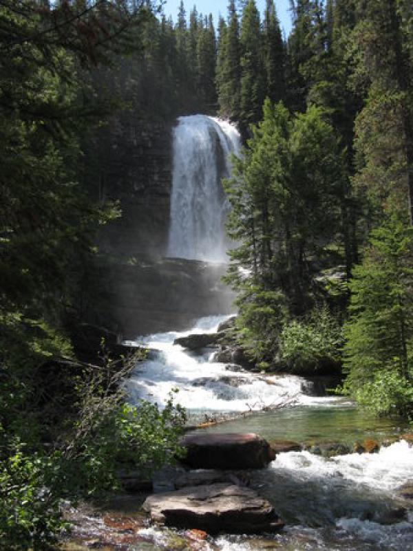 Glacier National Park svg