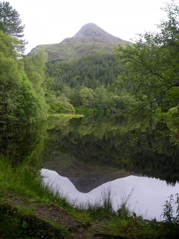 Glencoe Lochan svg