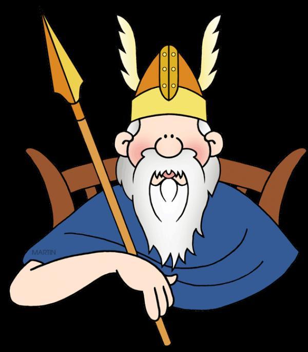 Norse Mythology clipart