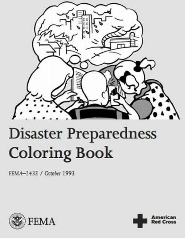 Hurricane coloring