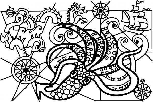 Kraken svg