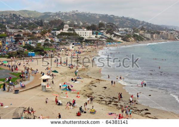 Laguna Beach clipart