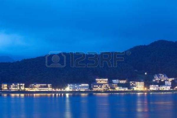 Lake  Kawaguchi clipart