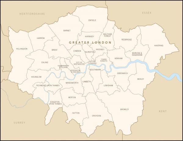 London svg