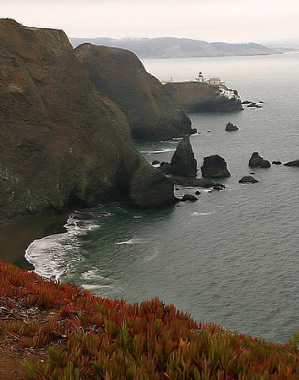 Marin Headlands svg