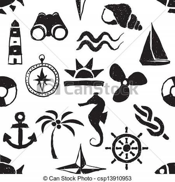 Marine clipart
