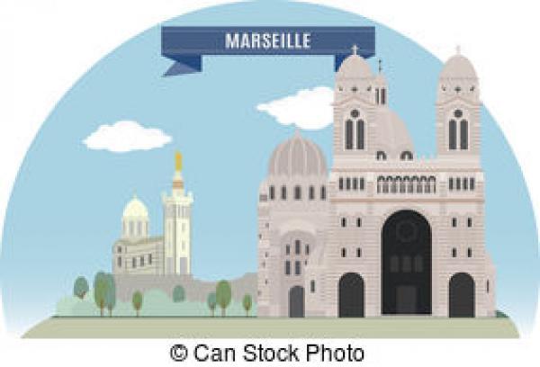 Marseille clipart