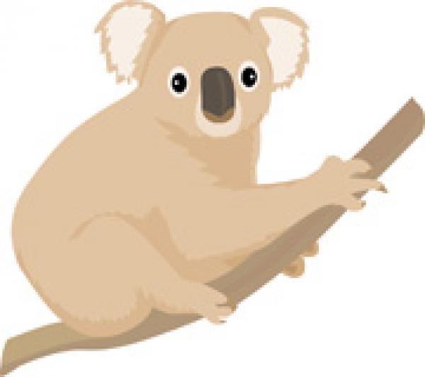 Marsupial clipart