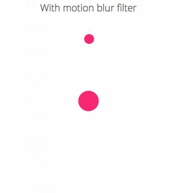 Motion Blur svg