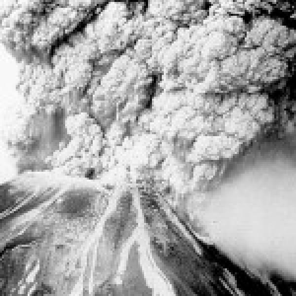 Mount St. Helens clipart