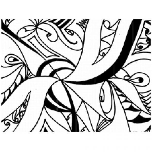 Organic Pattern coloring