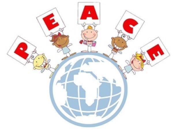 Peace clipart