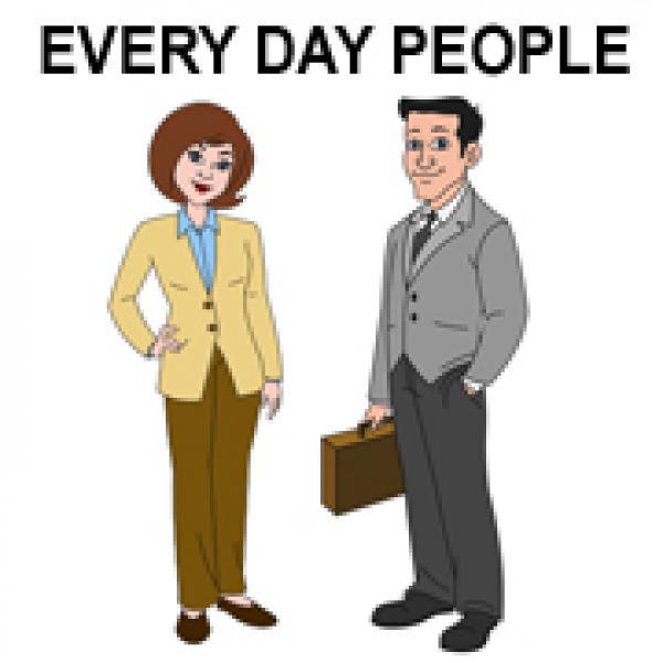 People svg