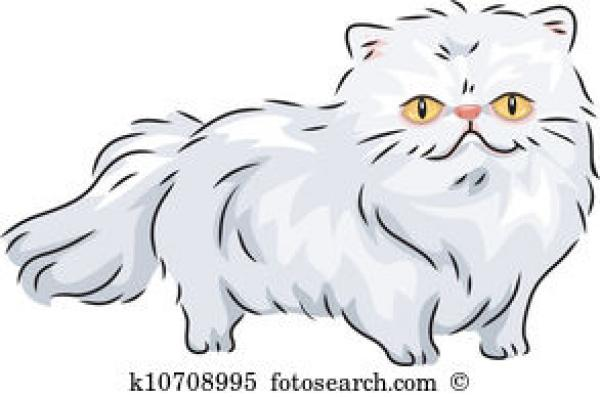 preview Persian Cat clipart