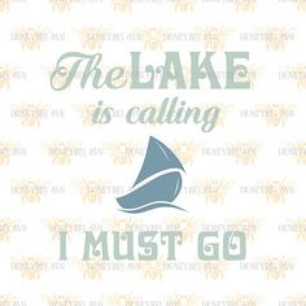 Pray Lake svg