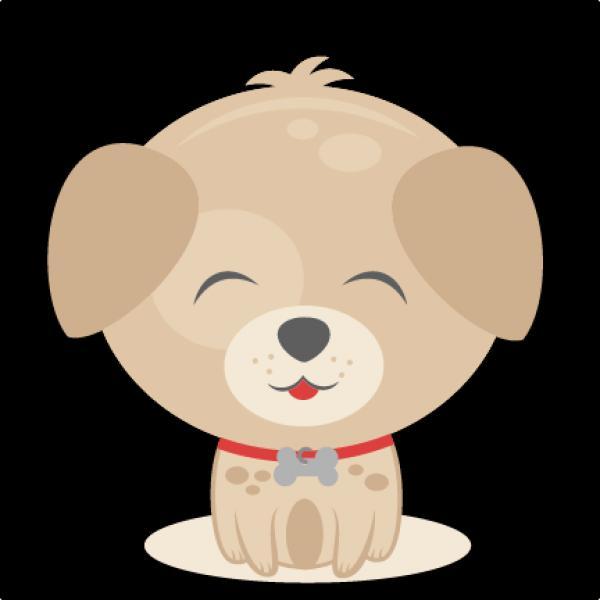Puppy svg