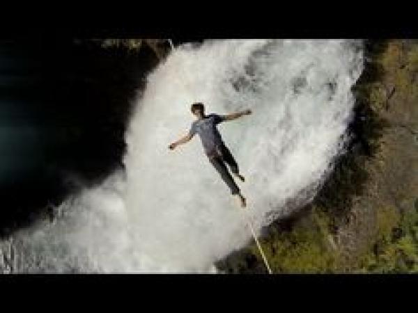 Sahalie Falls svg