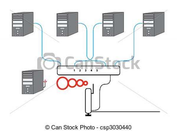 Sectional clipart