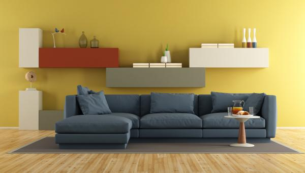 Sectional coloring