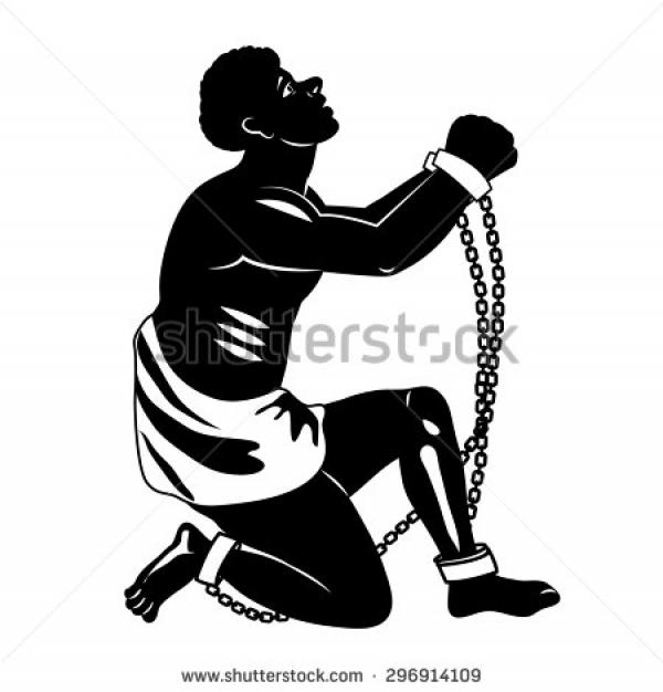 preview Slave clipart