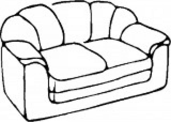 Sofa coloring