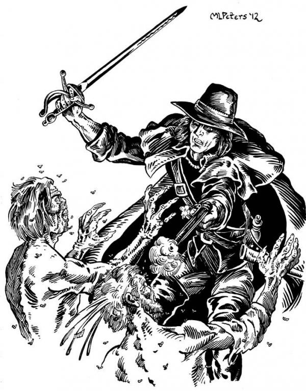 preview Solomon Kane clipart