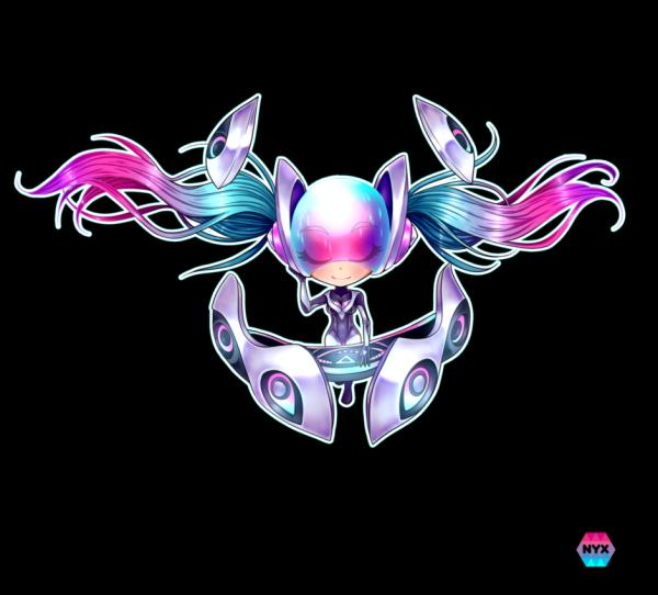 preview Sona (League Of Legends) svg