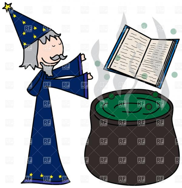 preview Sorcerer clipart