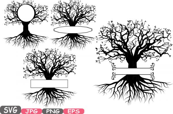 Split Tree svg
