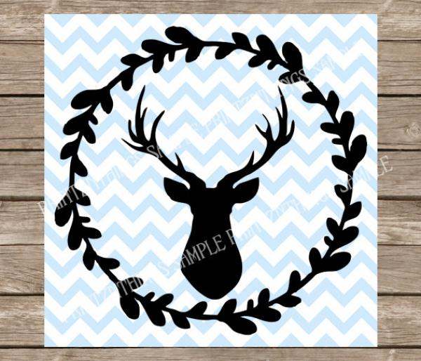 Stag svg