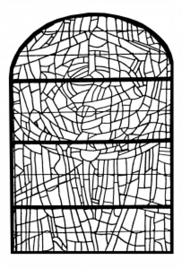 preview Stained Glass coloring